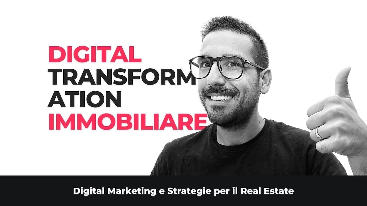 Digital Transformation Immobiliare