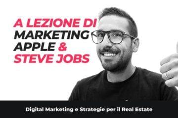 A lezione di marketing con Apple e Steve Jobs: cosa possiamo imparare